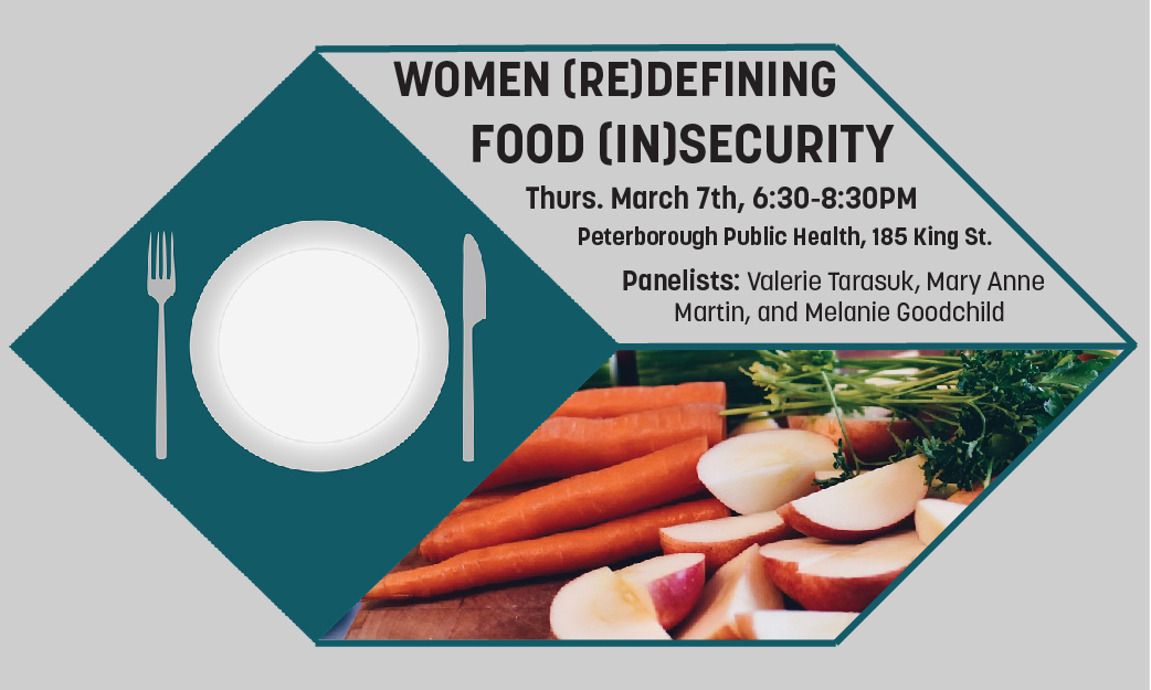Women (Re)Defining Food (In)Security