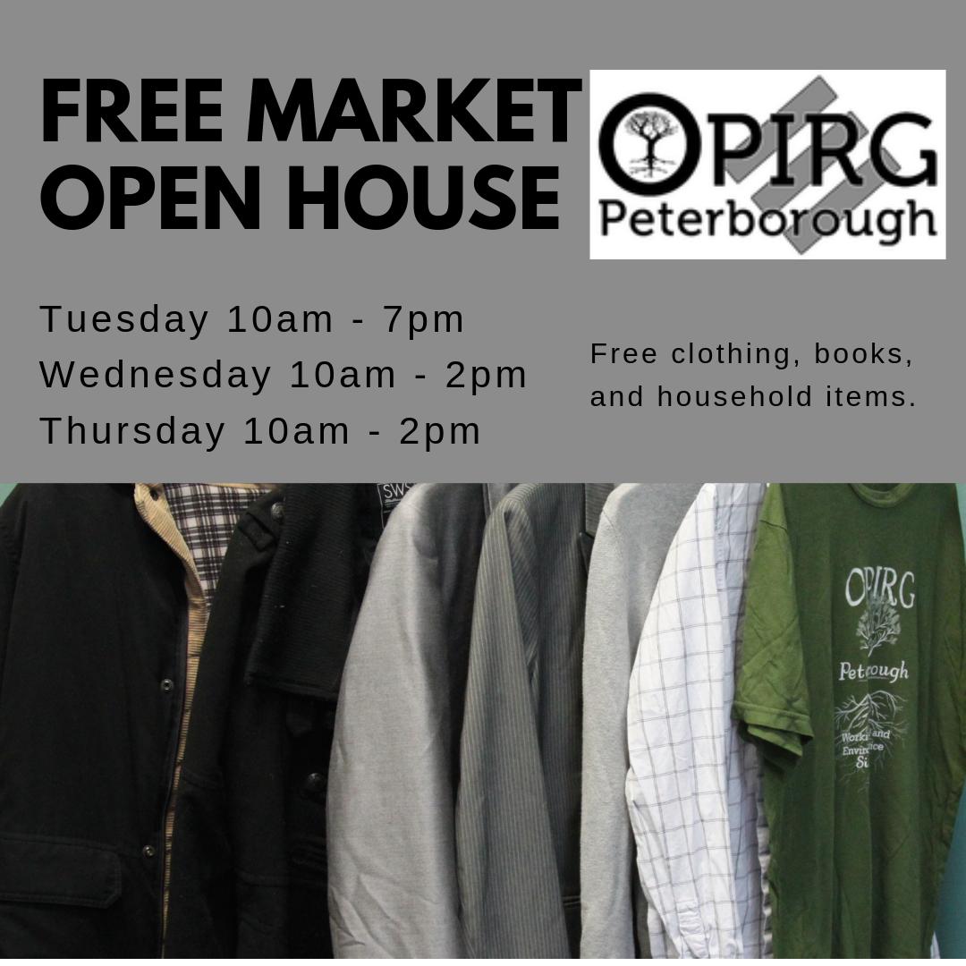 Free Market Open House