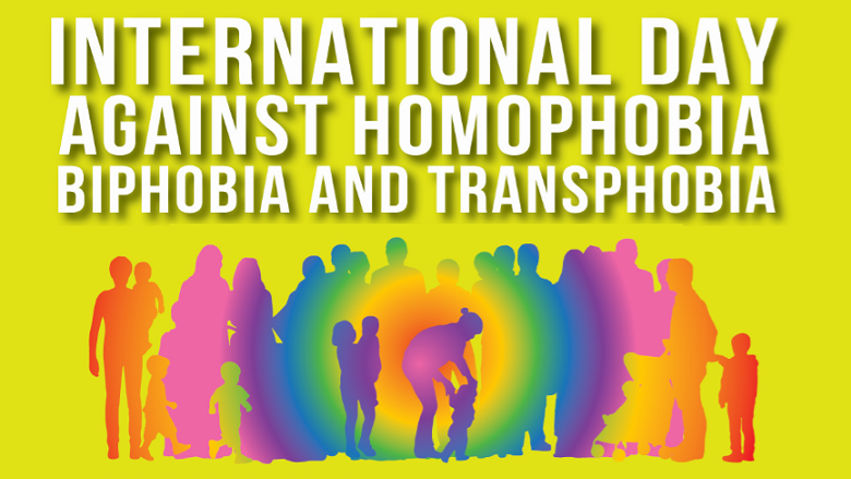 International Day Against Homophobia and Transphobia and Biphobia (IDAHO)