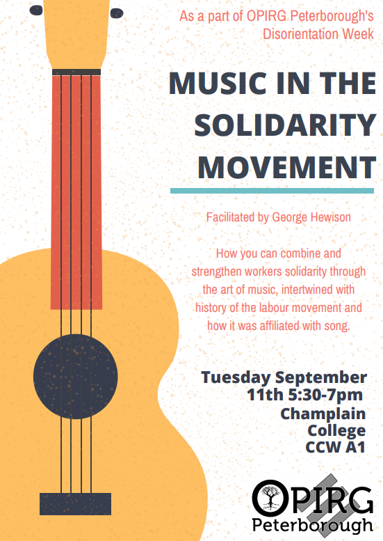 Music In Solidarity Movement