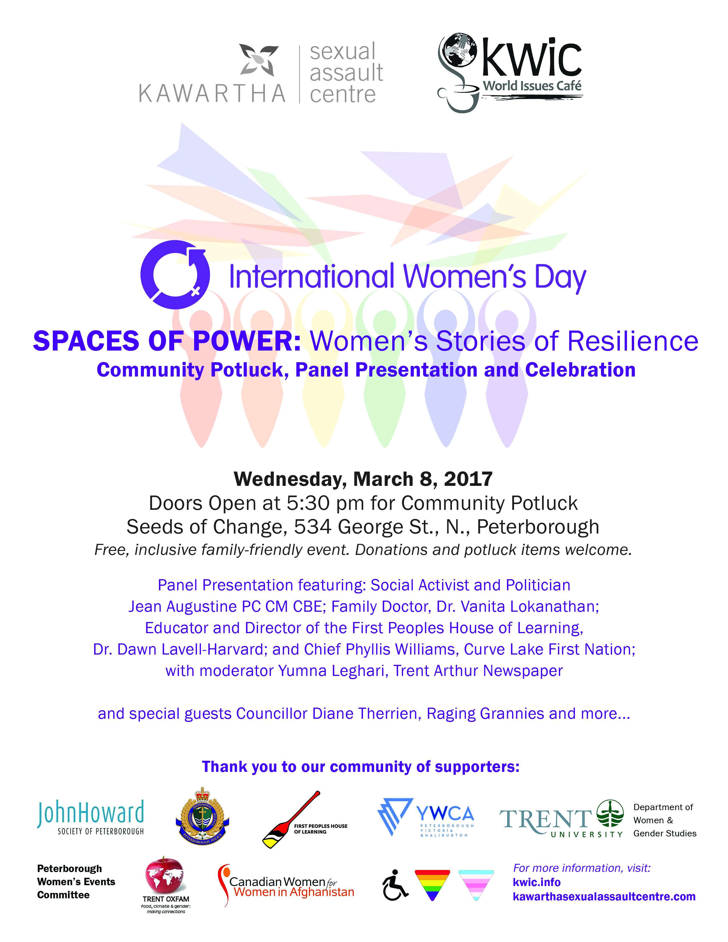 International Women's Day Peterborough