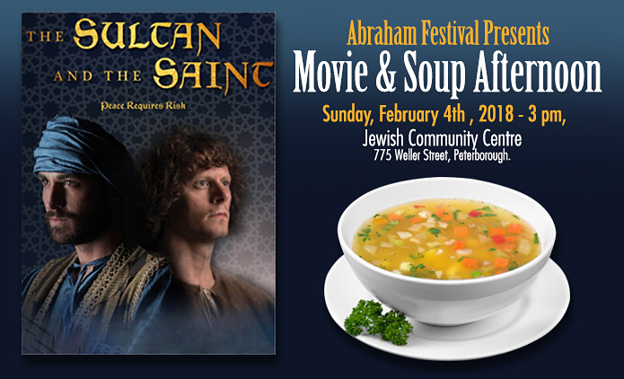 Movie & Soup Afternoon
