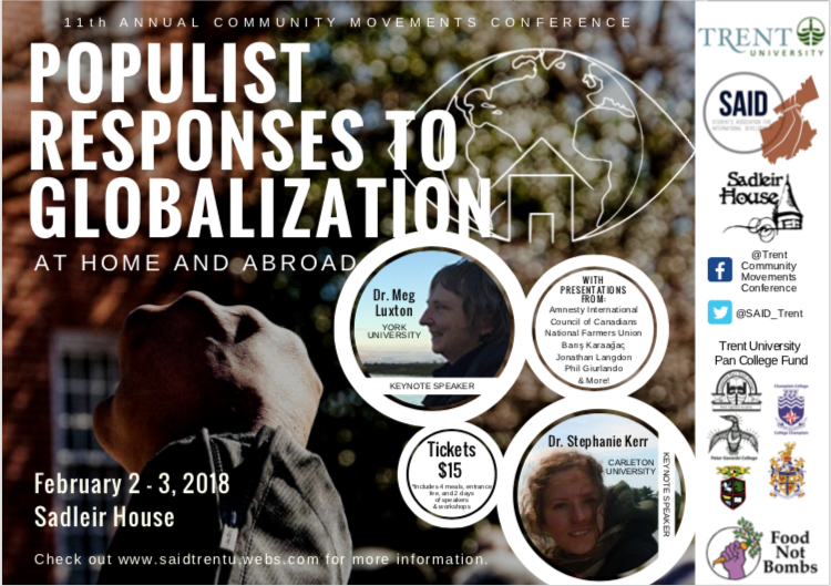 Populist Responses to Globalization