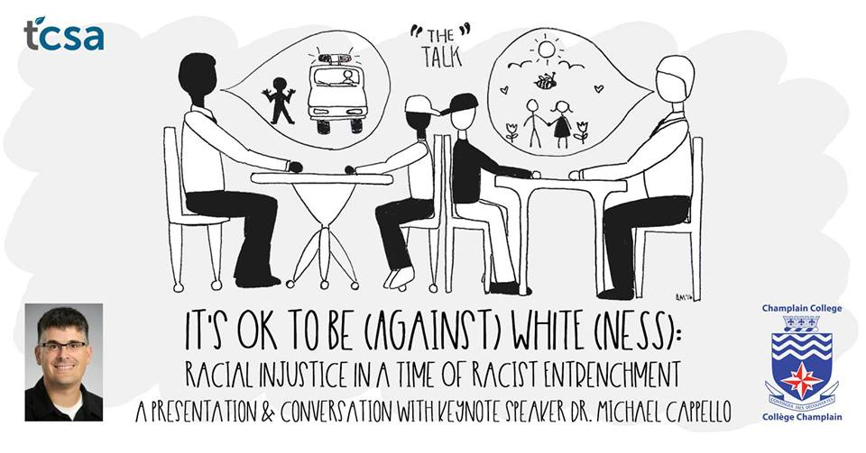 Its ok to be against whitness